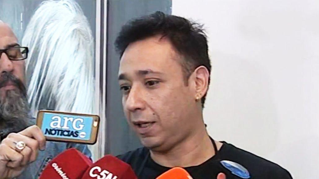 El peluquero de Luisana Lopilato