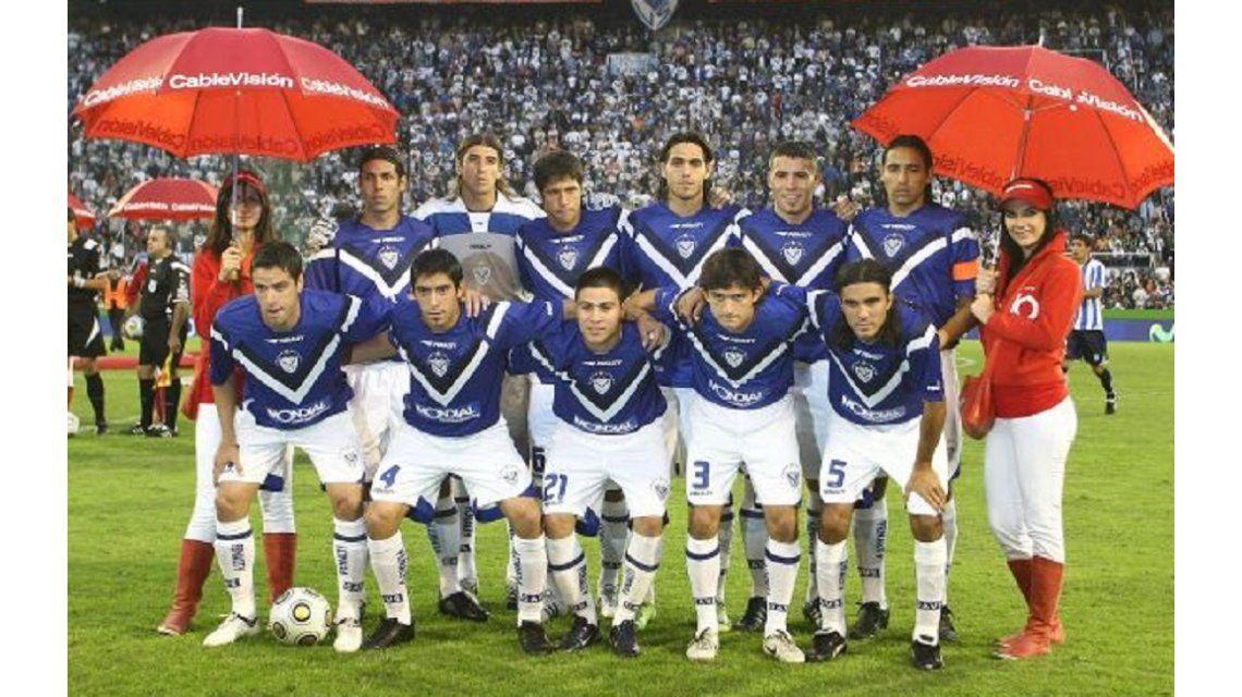 El Churry formó parte del recordado campeón del Clausura 2009