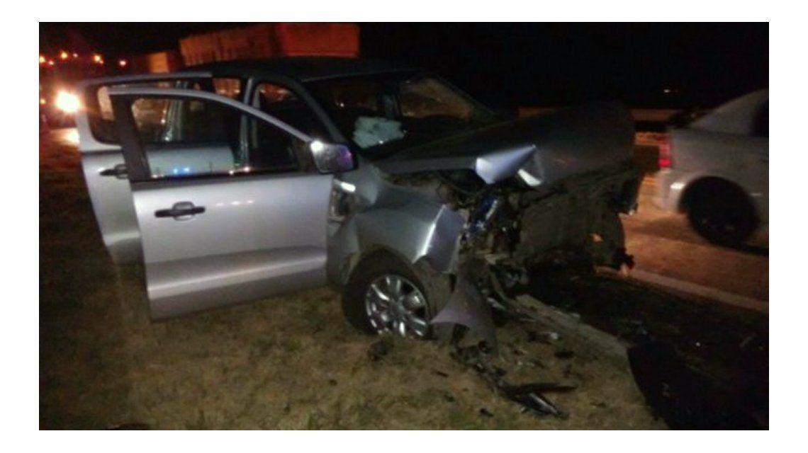 La diputada Josefina González quedó herida tras un choque en Santa Fe