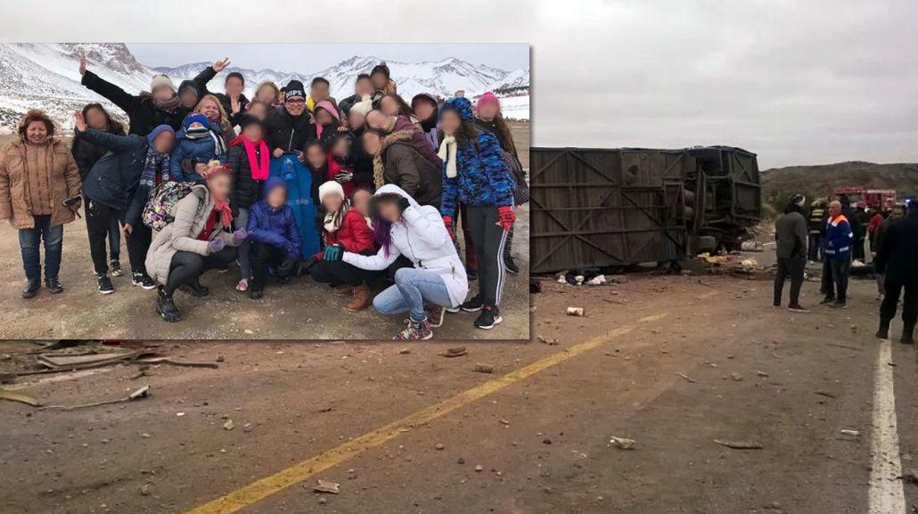 Tragedia en Mendoza: los choferes cambiaron el recorrido a último momento