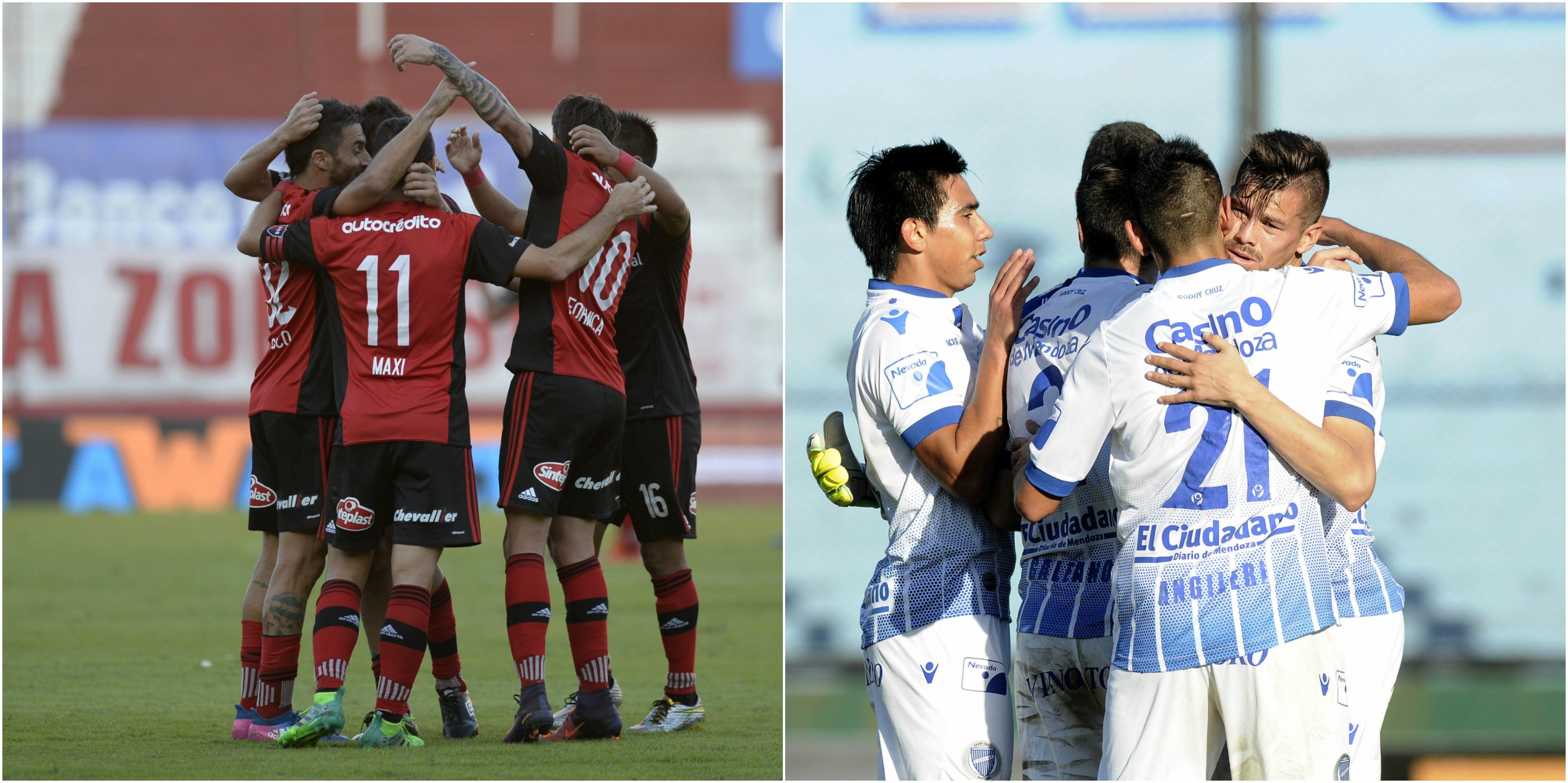 Newells vs. Godoy Cruz