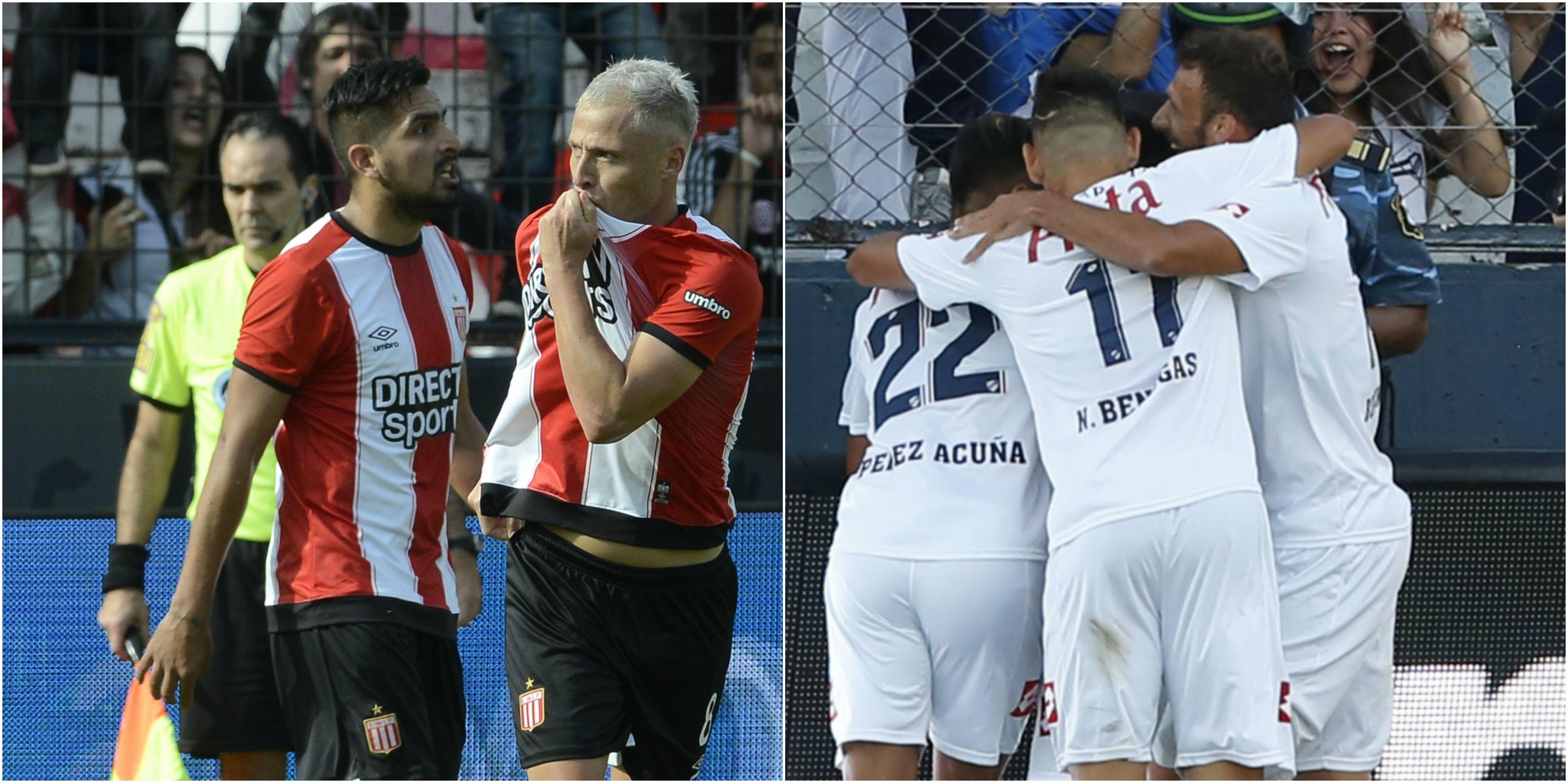 Estudiantes de La Plata vs. Quilmes