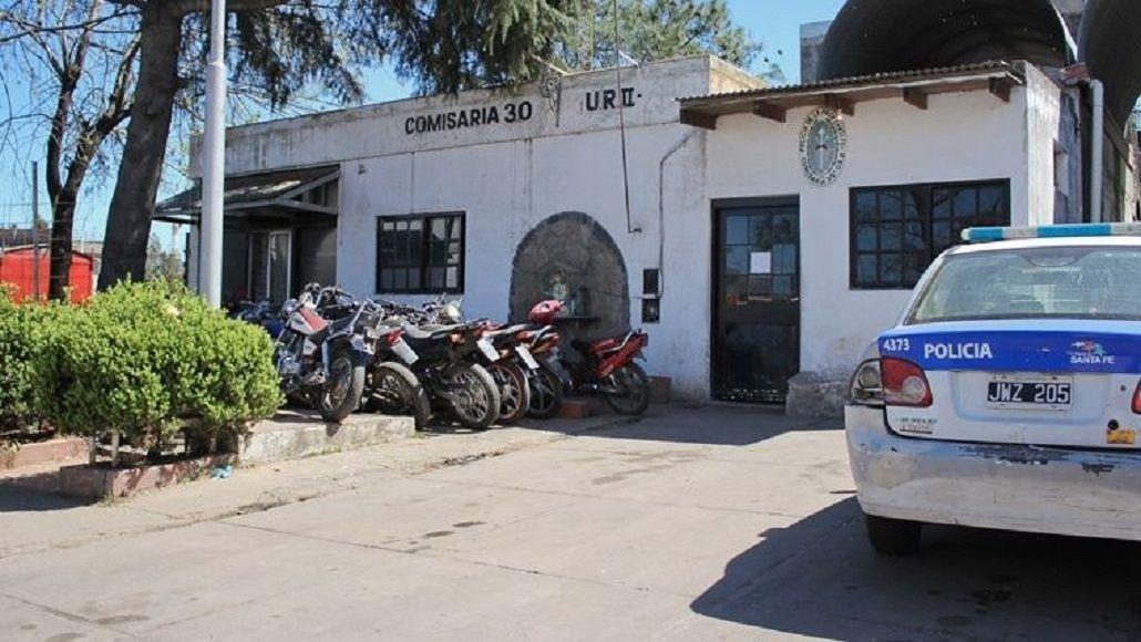 Comisaría 30° de Rosario