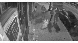 Los golpearon brutalmente para robarles en Nueva Orleans
