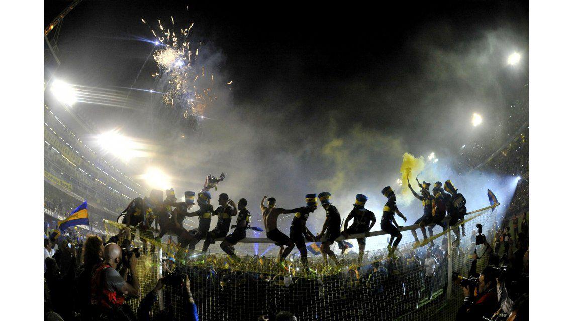 Las postales del Boca campeón