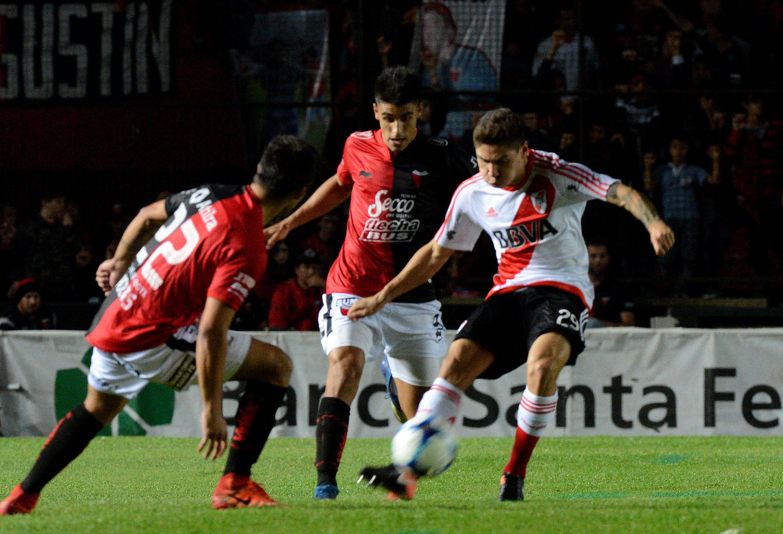 River cerró el torneo con un empate ante Colón en Santa Fe