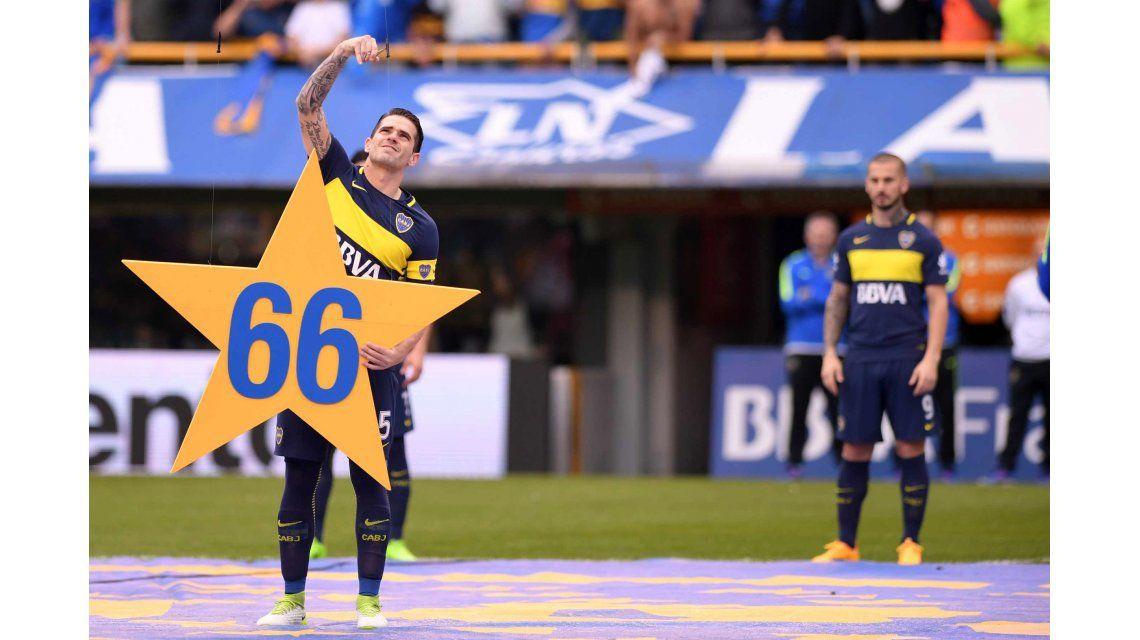 ¿Qué opciones tiene Boca para reemplazar al lesionado Fernando Gago?