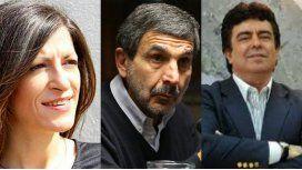 Vallejos, Salvarezza y Espinoza encabezan la lista de Unidad Ciudadana en la provincia