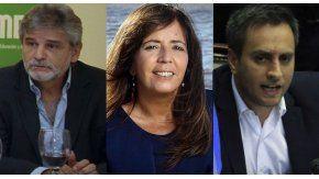 Filmus, Cerruti y Cabandié encabezan la lista de unidad del PJ porteño