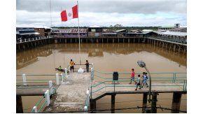 ¿Una nueva parada en la expedición por el Amazonas?