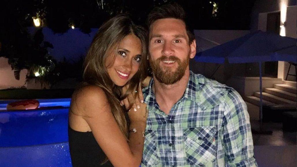 Messi y Antonella se casan el viernes 30