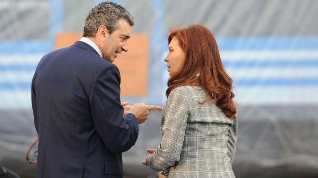 Cristina y Randazzo mantuvieron una reunión este viernes por la noche