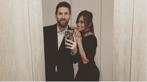 Lionel Messi cumple 30: el saludo de Antonella
