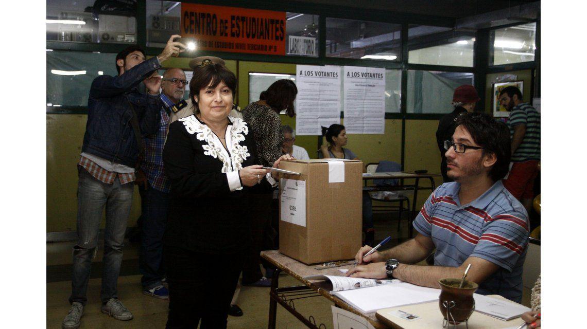 Hormiguita Ocaña encabezará la lista de diputados de Cambiemos