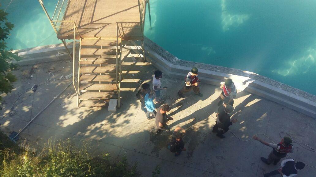 Mueren cinco personas en un parque acuático de Turquía