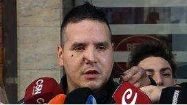 Carlos Javier Gómez, el policía baleado por Jorge Castillo