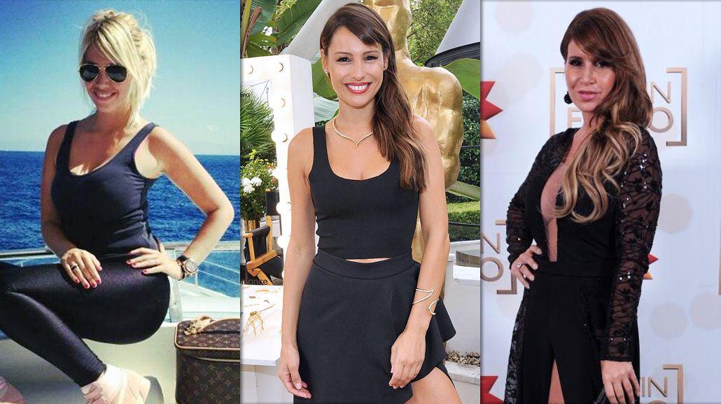 Filtran celulares de famosas argentinas