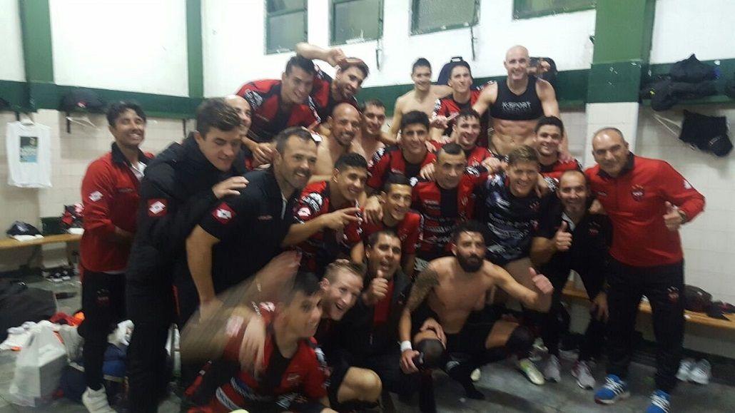 Patronato derrotó a Sarmiento y sigue en Primera - Crédito:@ClubPatronatoOf
