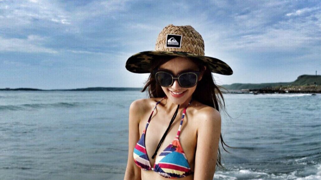 Lure Hsu tiene 42 años y está espléndida