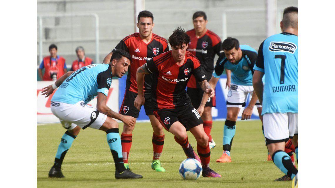 Belgrano recibe a Newells