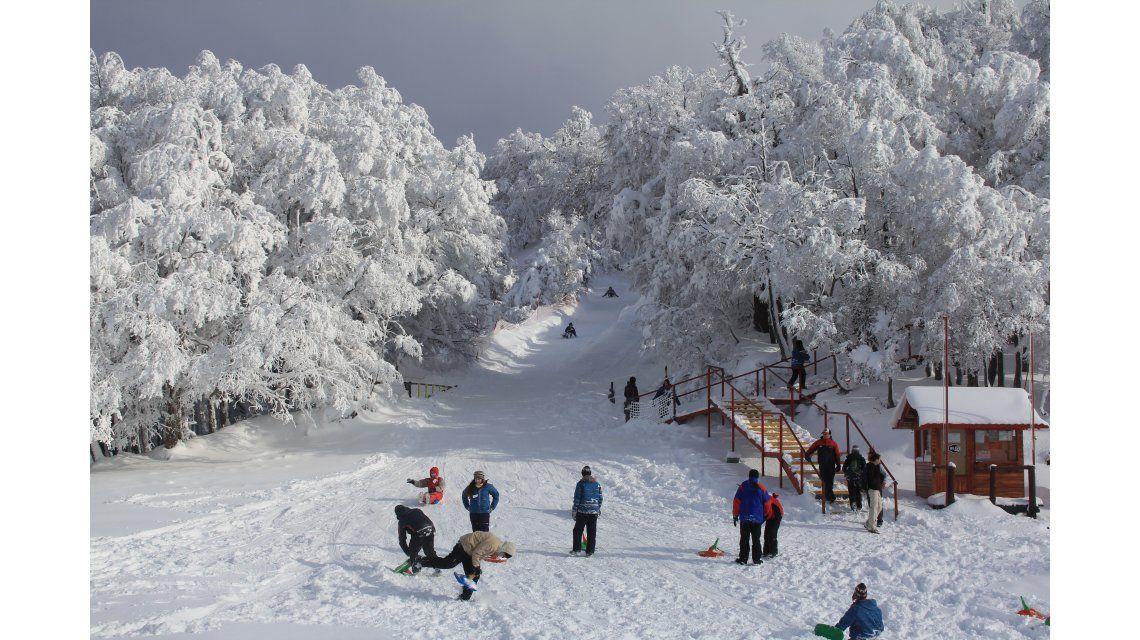 El Cerro Otto ya se prepara para la temporada alta 2017