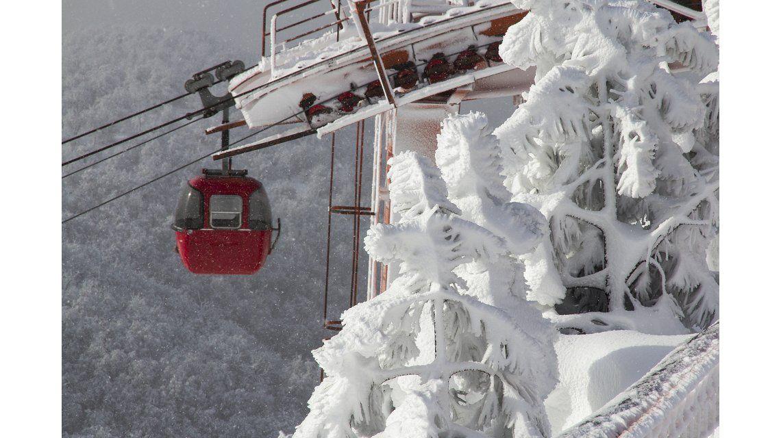 El funicular del Cerro Otto
