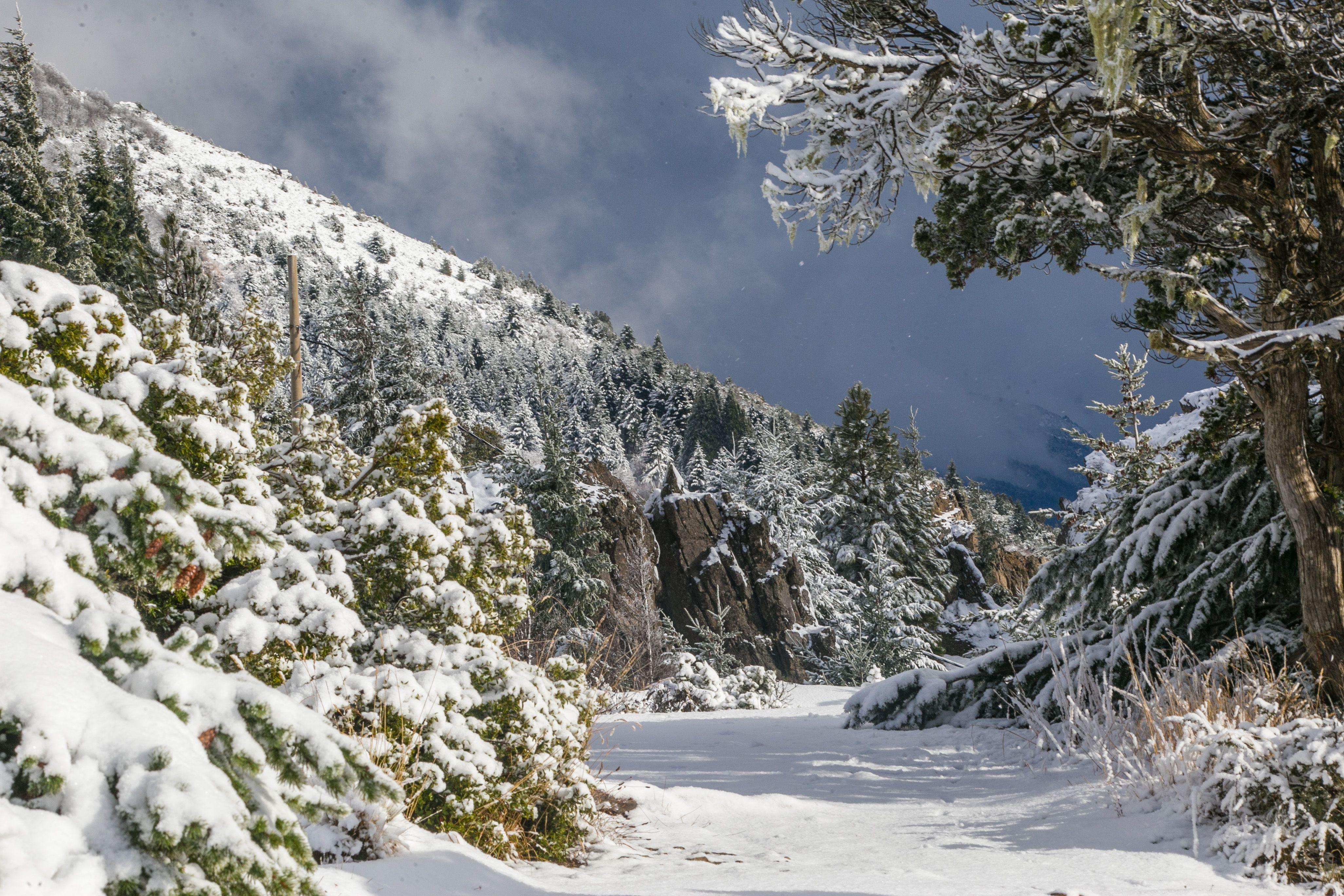 Todavía no arrancó la temporada alta y Bariloche ya se luce