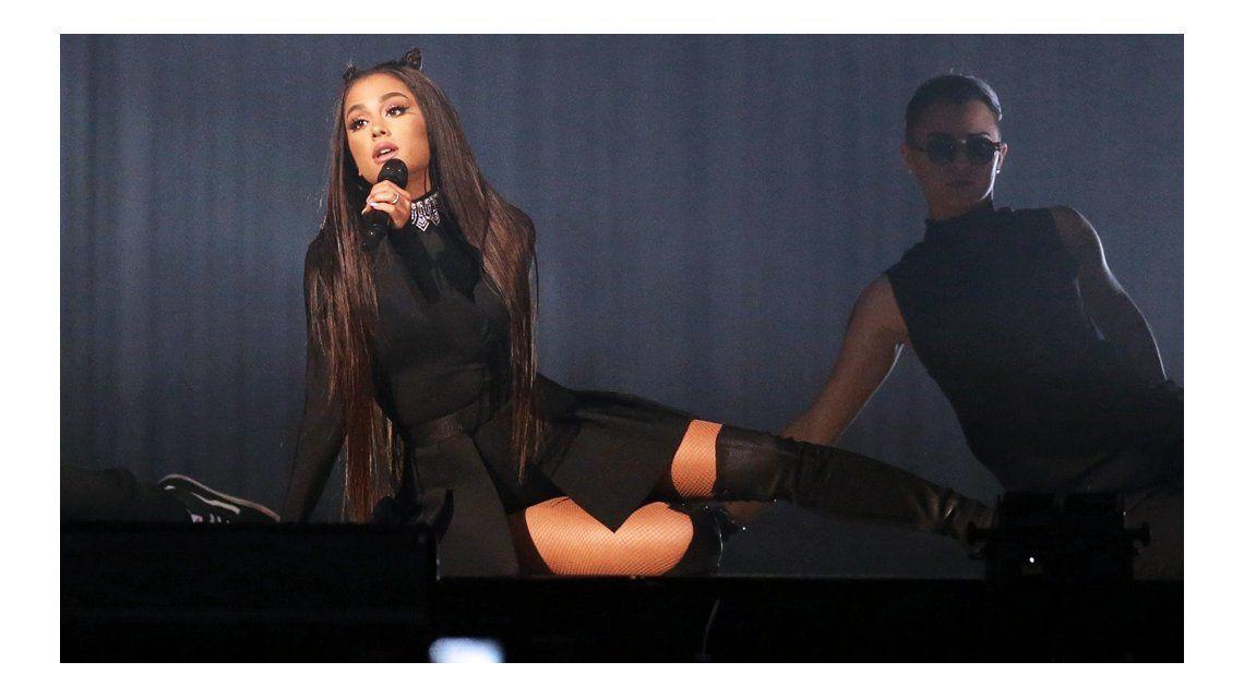 Ariana Grande dará un show el 5 de julio en Argentina
