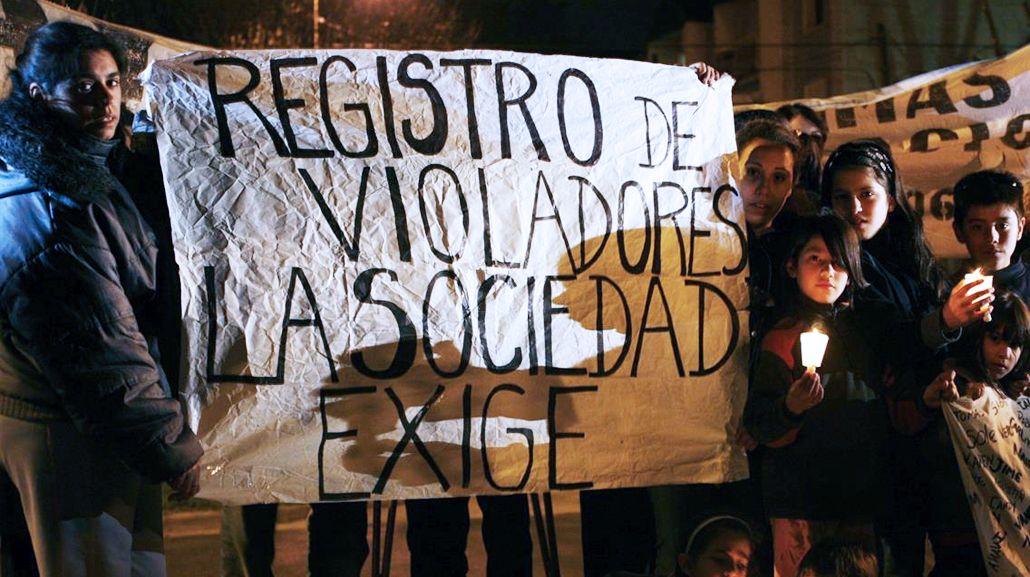 La Provincia hará público el Registro de Violadores