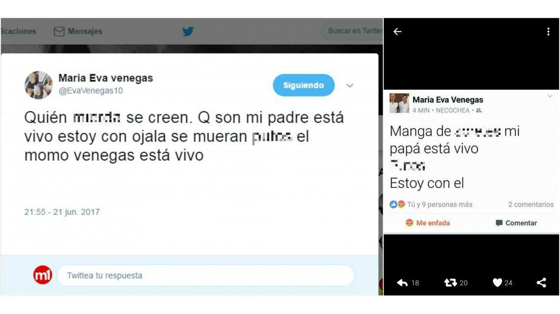 María Eva Venegas