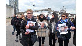 El drama de los familiares de los desaparecidos del barco hundido
