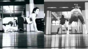 Jimena Barón, sensual haciendo twerking