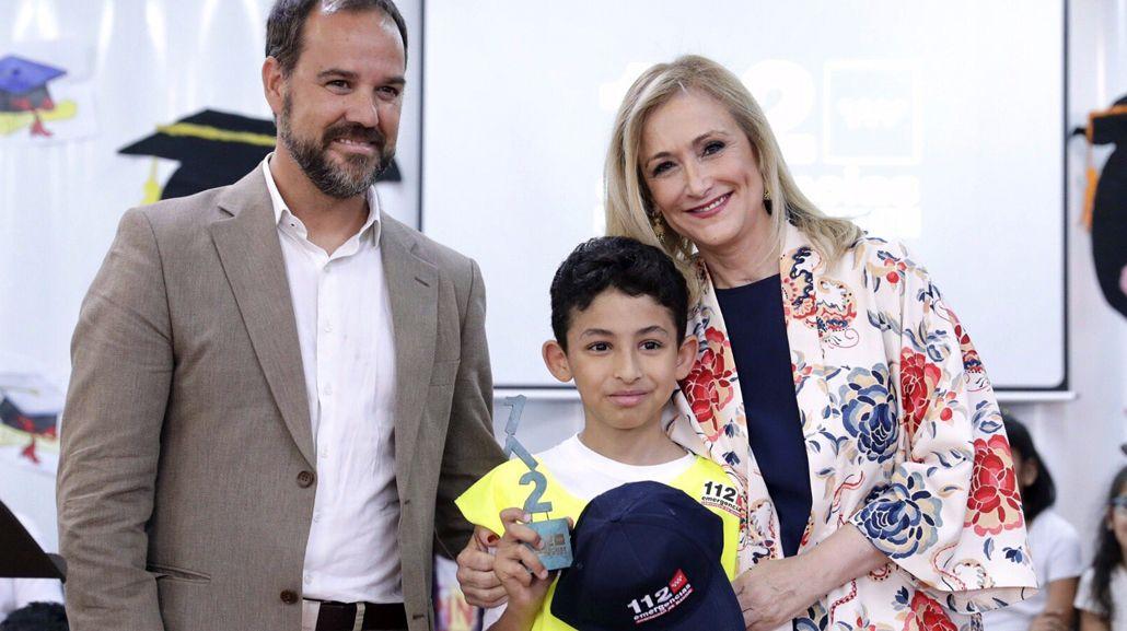 Youssef fue destinguido por el llamado que hizo a Emergencias