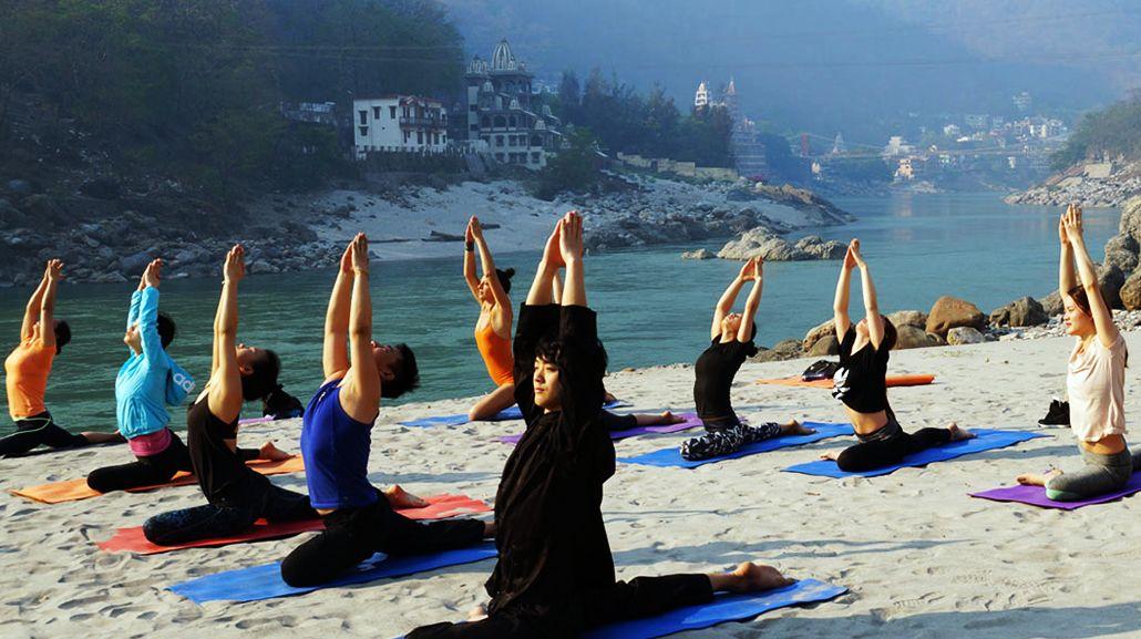 Cinco lugares antiestrés para ir de vacaciones