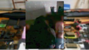 El video que muestra el accionar ilegal de la supuesta seguridad privada de La Salada