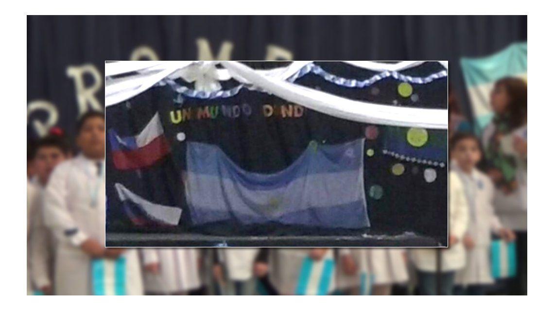 Polémica por una jura de la bandera inclusiva en Neuquén