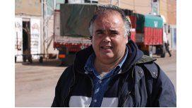 Jorge Castillo, titular de la feria La Salada