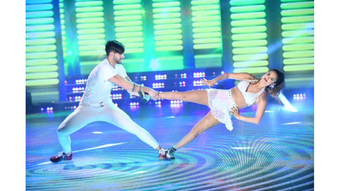 Silvina Luna y Leandro Nimo