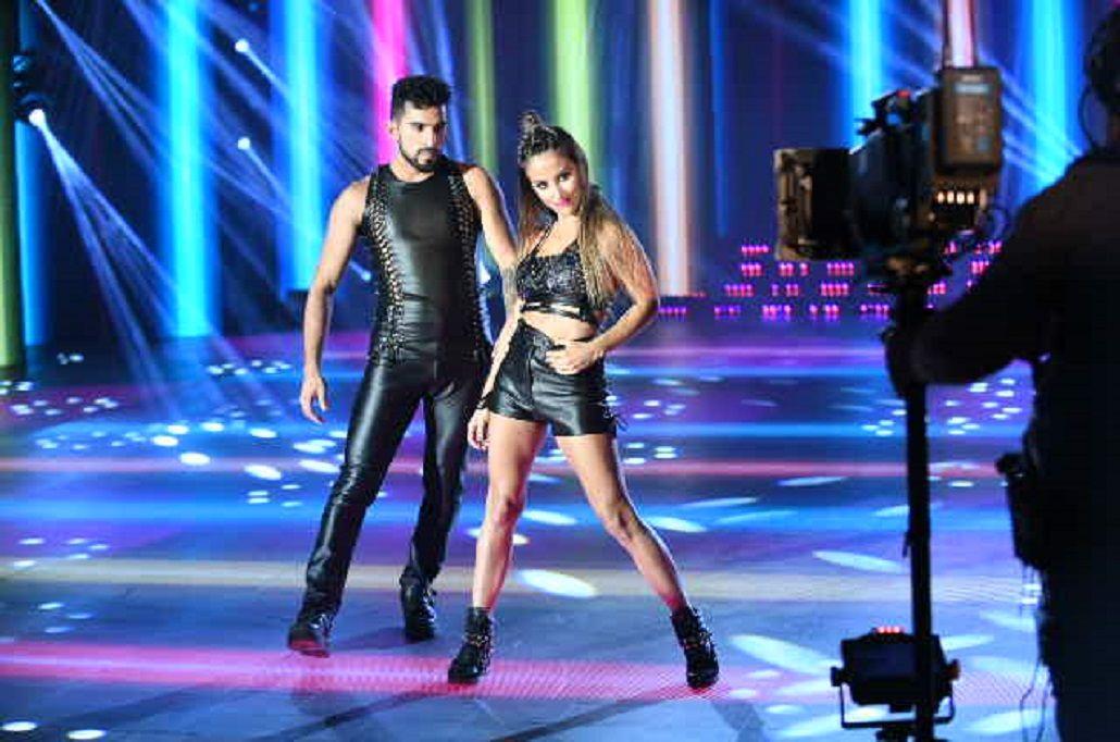 Lourdes Sánchez y Gabo Usandivaras