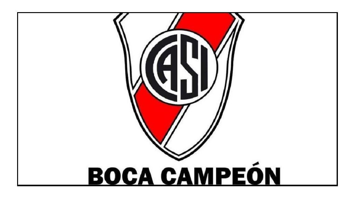 Memes Boca campeón 2017