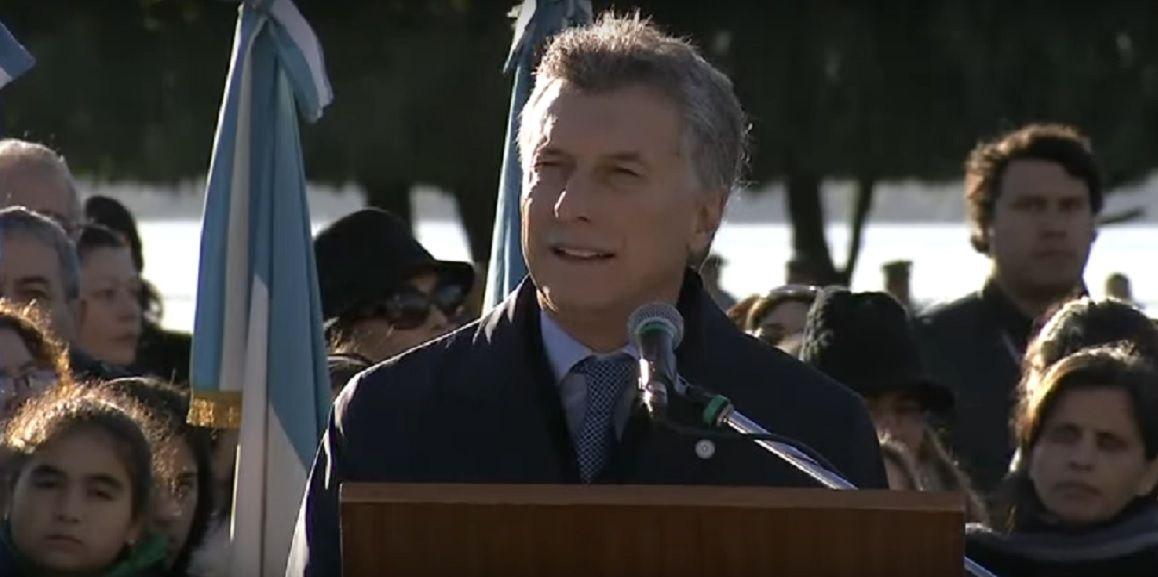 Macri admitió que a su gestión le falta mucho