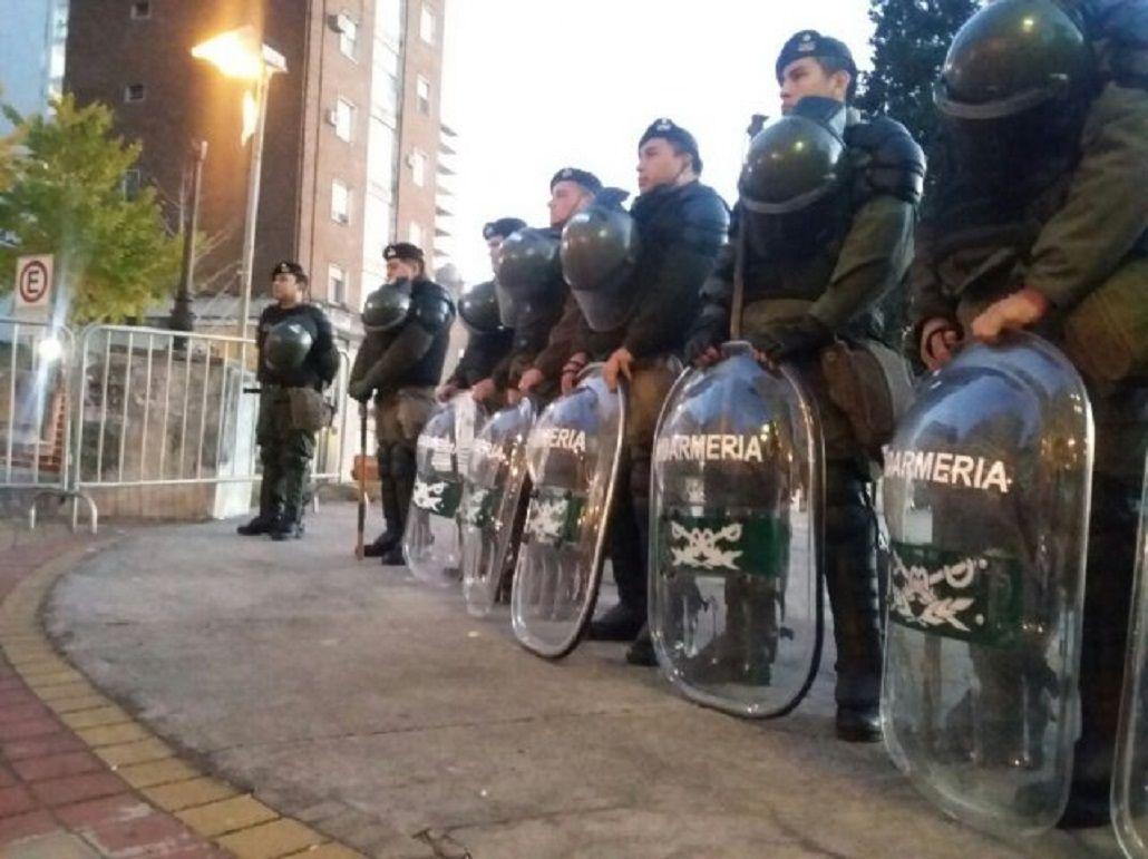 La Gendarmería