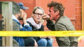 El ataque de furia de Sean Penn