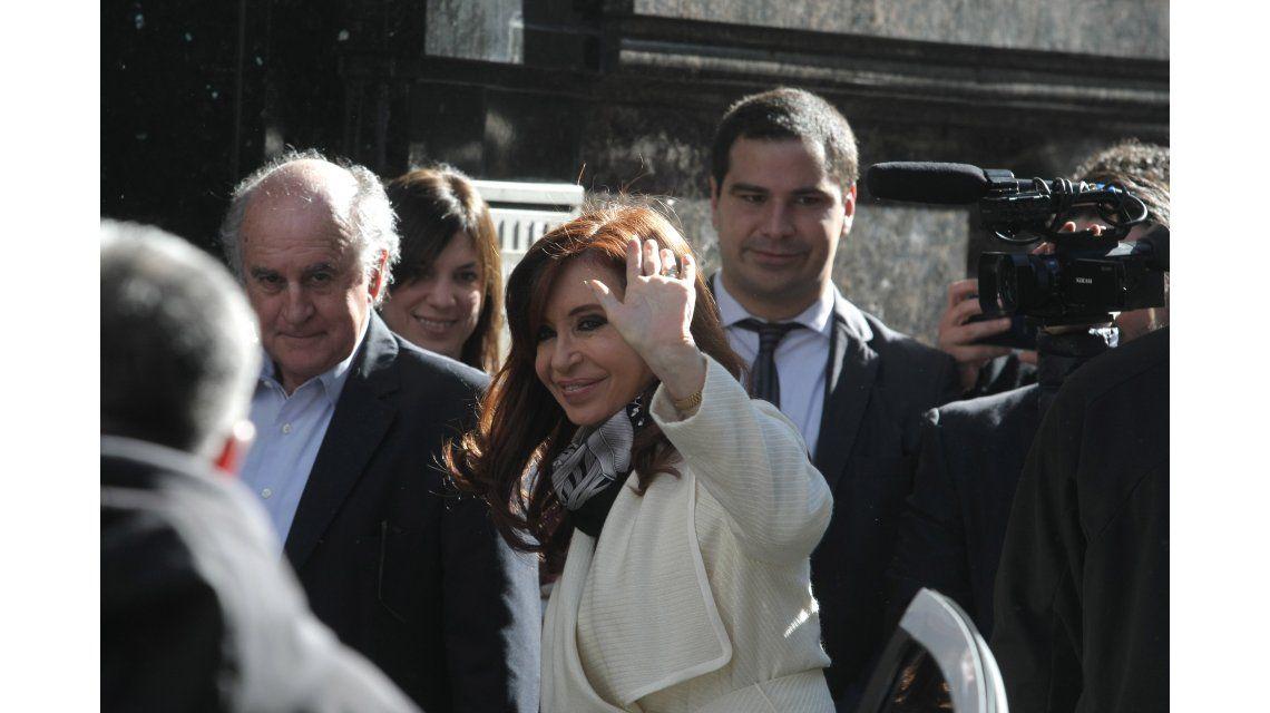 Cristina encabeza hoy el acto de lanzamiento de Unidad Ciudadana en Sarandí