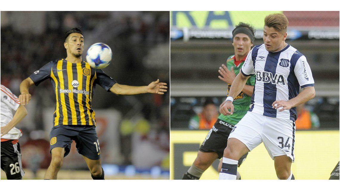 Rosario Central vs. Talleres de Córdoba