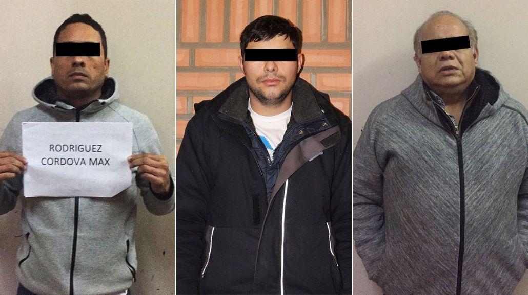 Hay otros dos mexicanos prófugos con pedido de captura internacional