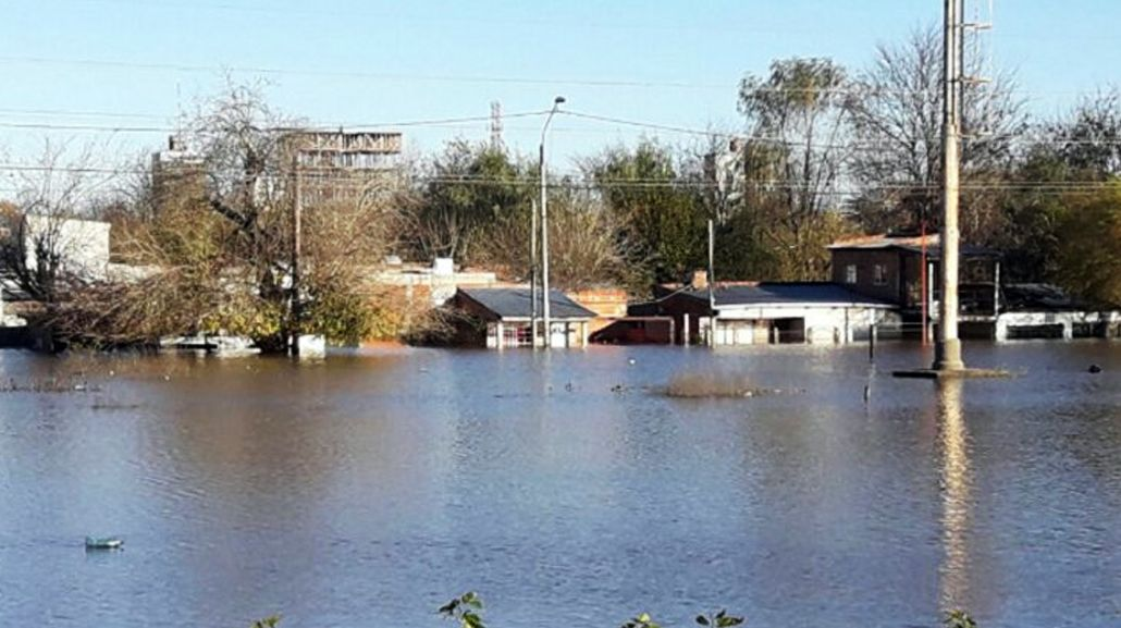 Entre Ríos: intendentes piden que Salto Grande indemnice a ciudades inundadas