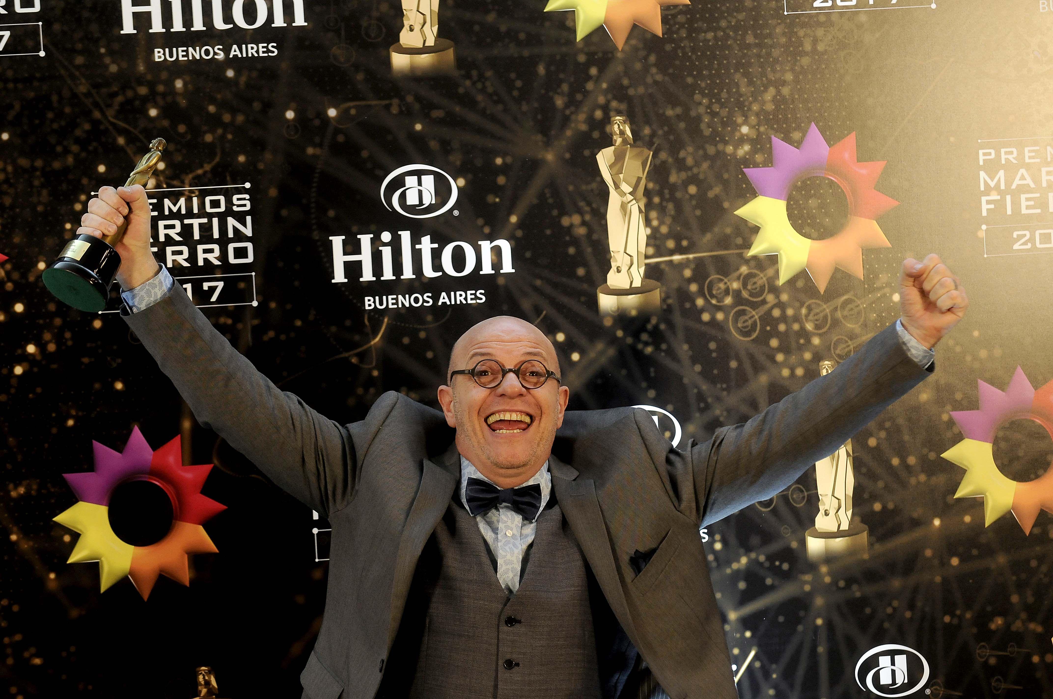 Campi ganó el Martín Fierro a Mejor Programa Humorístico