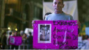 Ramón Garnica pasa el Día del padre sin Daiana, que sigue desaparecida