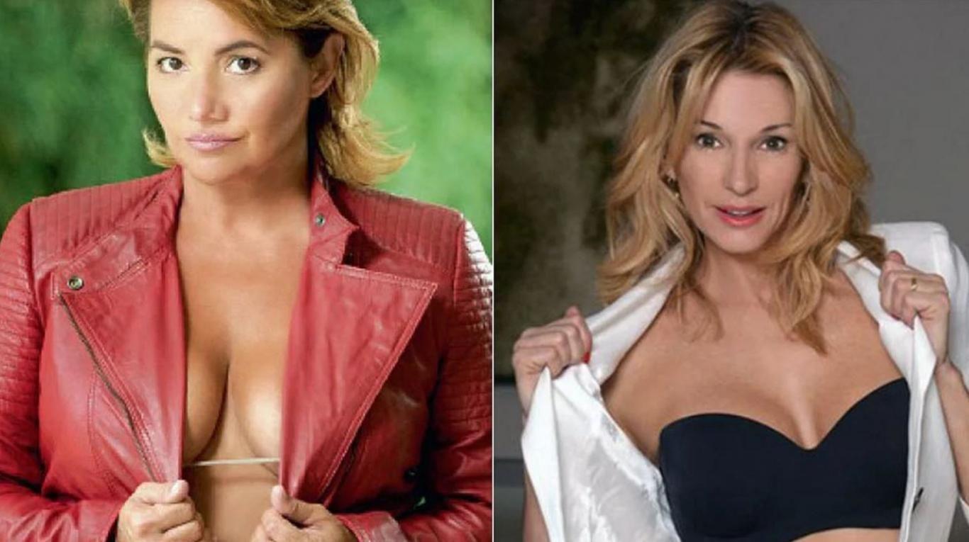 Nancy Pazos y Yanina Latorre
